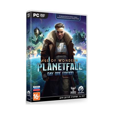 Age of Wonders: Planetfall. Day One Edition (PC, DVD, рус.)